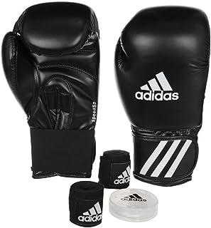 359d2d70abdb6 Kit Boxe speed 50 adidas (gants de boxe+ bandes+ protège-dents)