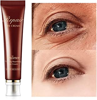 ColorfulLaVie 30g Eye Cream Remove Dark Circles, Moisturizing Anti-Puffiness Ageless Eye Cream Remove Fat Granule Dark Circle Anti-Aging Cream Best Gift for People