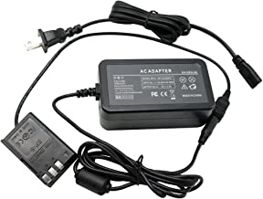 Camera AC Power Adapter Kit / Charger for Nikon D40 D40X D60 D3000 D5000, - Replacement for EH-5 Plus EP-5, US Plug