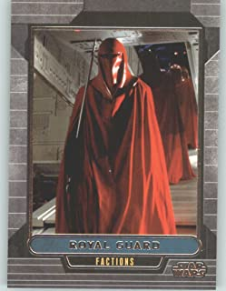 2012 Star Wars Galactic Files #346 Royal Guard (Non-Sport Collectible Trading Cards)