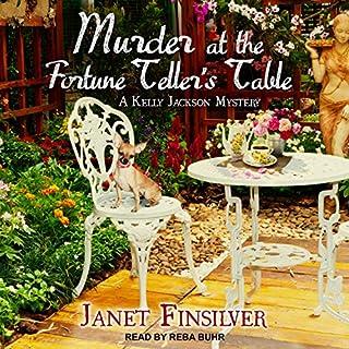 Murder at the Fortune Teller's Table audiobook cover art