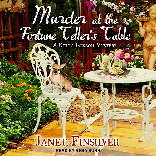 Murder at the Fortune Teller's Table audiobook cover art