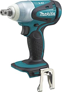 """Makita XWT05Z 18V LXT Lithium-Ion Cordless 1/2"""" Sq. Drive Impact Wrench, Tool Only"""
