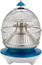 LBSX Bird hogar Jaula Calentador de Ahorro de energía doméstica pequeña asa a la Estufa del pie del Invierno más cálido Velocidad Calentador Calefacción