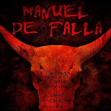 Manuel De Falla: Popular Spanish Songs