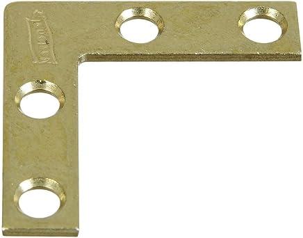 10.25-Inch Black NATIONAL MFG//SPECTRUM BRANDS HHI N351-468 Corner Brace