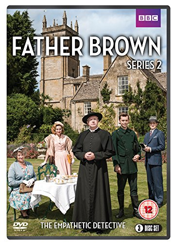 Father Brown Complete Series - BBC National uniform free shipping Easy-to-use 2
