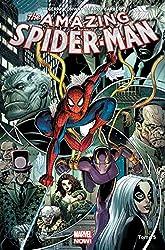 The Amazing Spider-Man Marvel now - Tome 05 de Carlo Barberi