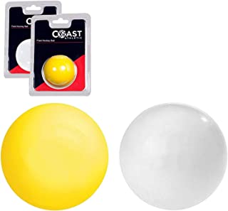 Coast Athletic Field Hockey Ball | Available in White and Yellow