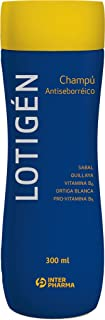 LOTIGÉN – Champú Antiseborréico para cabello graso con