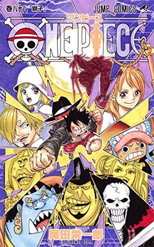 ONE PIECE 88 - Edición japonesa (Jump comics)
