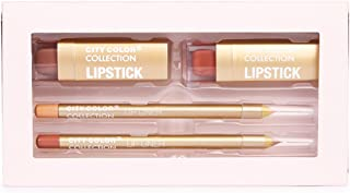 City Color Flawless Nudes Collection Creamy Lipstick & Liner Kit