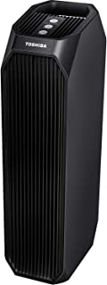 Toshiba Smart WiFi Air Purifier, 3-in-1 True HEPA Air Cleaner, Designed for Allergies, Pollen, Pets, Odors, Smoke and Dust...