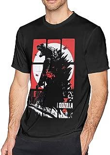 WBD N KING Man Godzilla Tshirts M