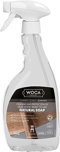 high quality Woca outlet online sale Denmark - Natural outlet online sale Soap 0.75 Liter Spray online sale