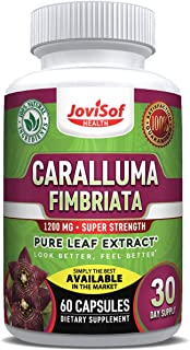 Strong Caralluma Fimbriata Extract 1200 Mg. 60 Ct. Aides Curb Weight and Appetite as Well as Helping Carb Constraint. All Natural. Supports Keto Programs. Free Seller IMMEDIATE Shipping.