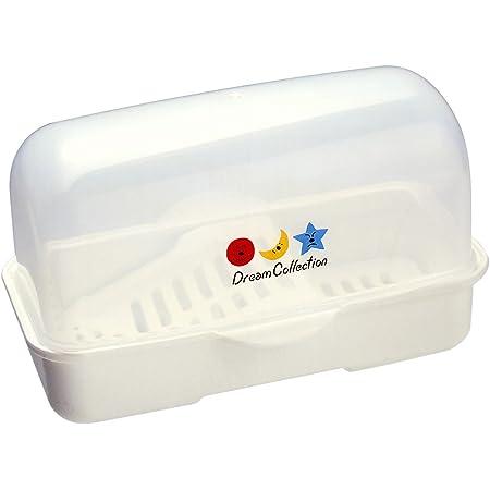 レック (LEC) Dream Collection 電子レンジ用 ほ乳びん 消毒器 1個 (x 1) T-214