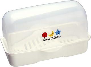 レック Dream Collection 電子レンジ用 ほ乳びん 消毒器 T-214