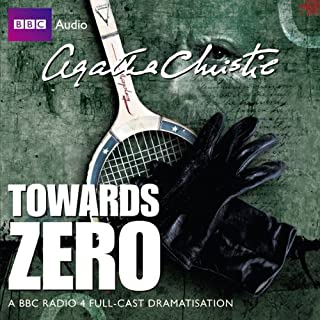 Towards Zero (Dramatised) cover art