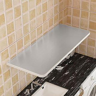 Giow 2 s Plegables Mesa de Pared Flotante diseño Plegable para escritorios escritorios mesas de Comedor Mesa de Acer...