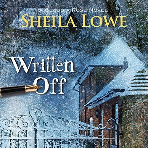 Written Off Audiobook By Sheila Lowe cover art