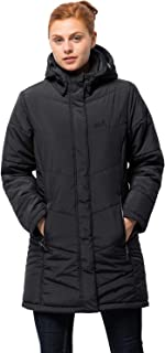 jack wolfskin selenium long coat