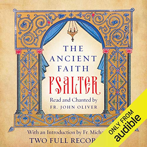 The Ancient Faith Psalter audiobook cover art