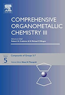 Comprehensive Organometallic Chemistry III, Volume 5: Compounds of Groups 5 to 7