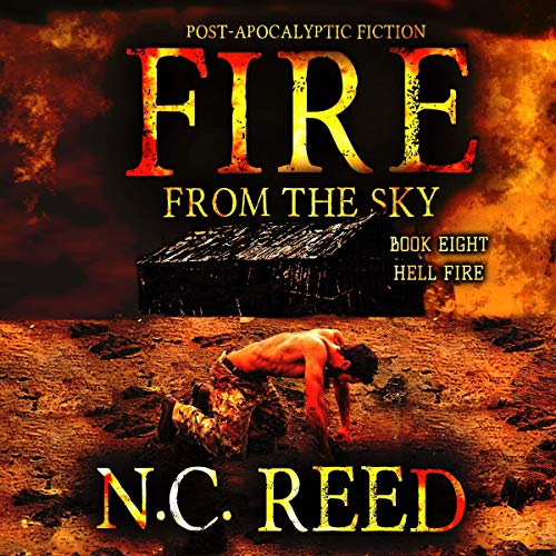 Hell Fire audiobook cover art