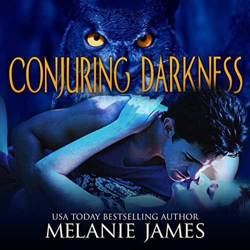 Conjuring Darkness audiobook cover art