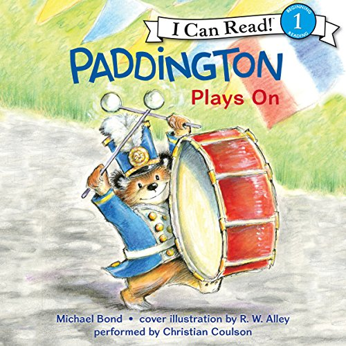 Paddington Plays On cover art