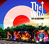 Live In Hyde Park [2 CD/DVD Combo] by The Who (2015-05-03)