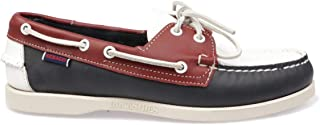 Luxury Fashion | Sebago Men 70001B0972 Black Leather Loafers | Spring-summer 20