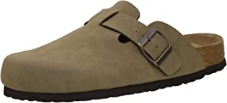 Women's Cushionaire Hana Cork footbed clog with +Comfort