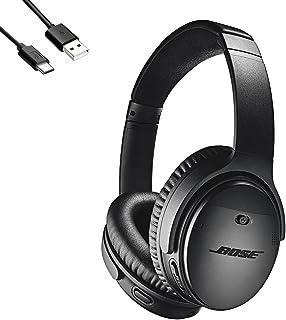 Bose QuietComfort 35 wireless headphones II ワイヤレスノイズキャンセリングヘッドホン Amazon Alexa搭載 + LafLife オリジナル 0.5m マイクロUSB 予備充電ケーブル セット...