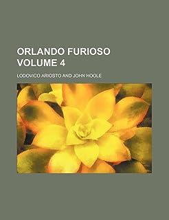 Orlando Furioso Volume 4