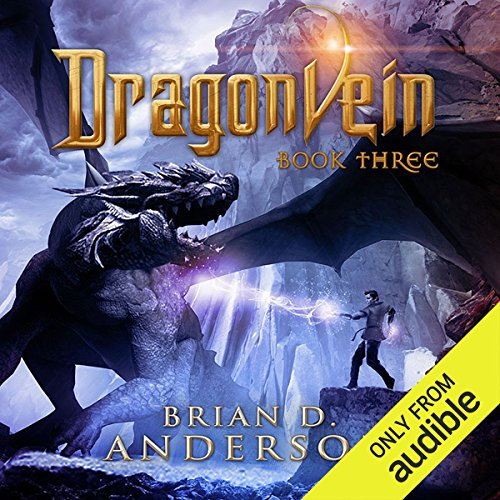 Dragonvein: Book Three                   By:                                                                                                                                 Brian D. Anderson                               Narrated by:                                                                                                                                 Derek Perkins                      Length: 11 hrs and 16 mins     29 ratings     Overall 4.8