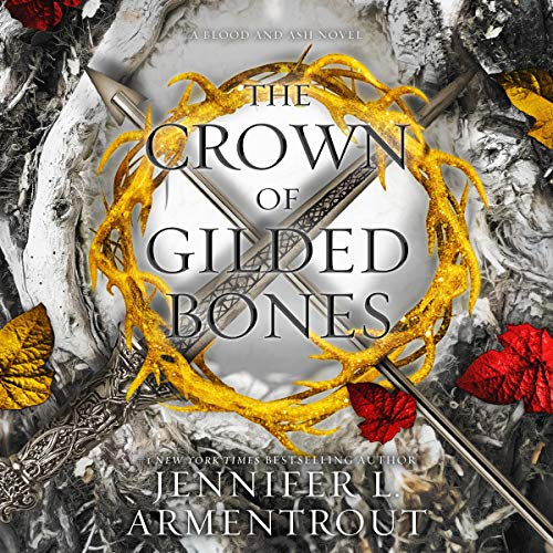 Page de couverture de The Crown of Gilded Bones