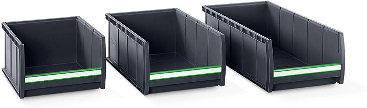 Bott 13022045.19 - Vista de almacenamiento caja de caja de 01.01.65 con el clip del subtítulo, 48 piezas, 130 x 100 x 65 mm