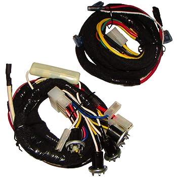 [SCHEMATICS_48IU]  Amazon.com: D6NN14A103J Tractor Wire Wiring Harness Diesel For Ford 2600  3600 3900 4100 4600: Garden & Outdoor   Ford 5610 Wiring Harness      Amazon.com