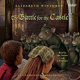 The Battle for the Castle audiobook cover art