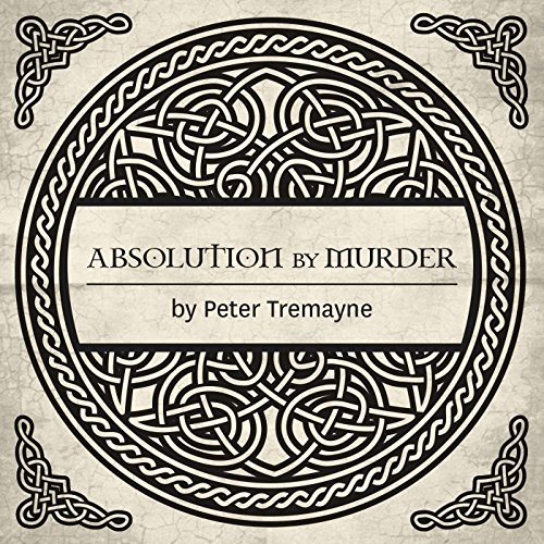 Absolution by Murder audiobook cover art