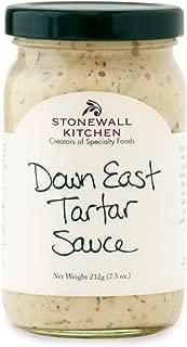 Stonewall Kitchen Sauce, Down East Tartar, 7.5 Ounce