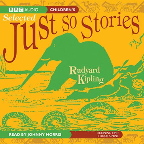 The Complete Just So Stories cover art