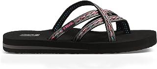 81bae64a5103b6 Teva Women s Olowahu Flip Flop Sandal (5 B(M) US 36 EUR