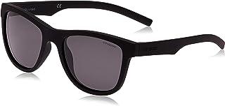 Polaroid - PLD8018S- Gafas de sol para niño, Negro, 47/17/124