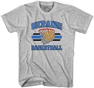 Ukraine 90's Basketball T-Shirts