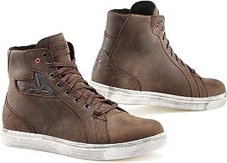 TCX Men's Men's Street Ace Waterproof Dakar Brown Shoes 9402W-DAMA-45