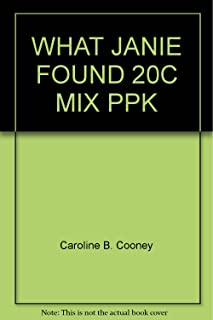 WHAT JANIE FOUND 20C MIX PPK