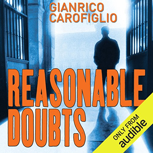 Reasonable Doubts audiobook cover art